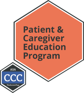 Patient and Caregivers Courses icon