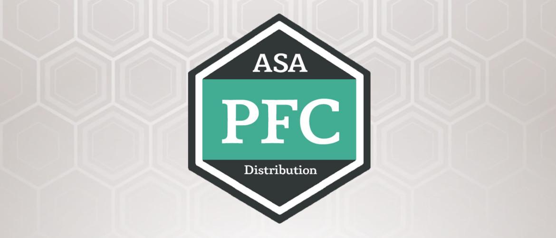 Distribution Certification Patient Focused Certification