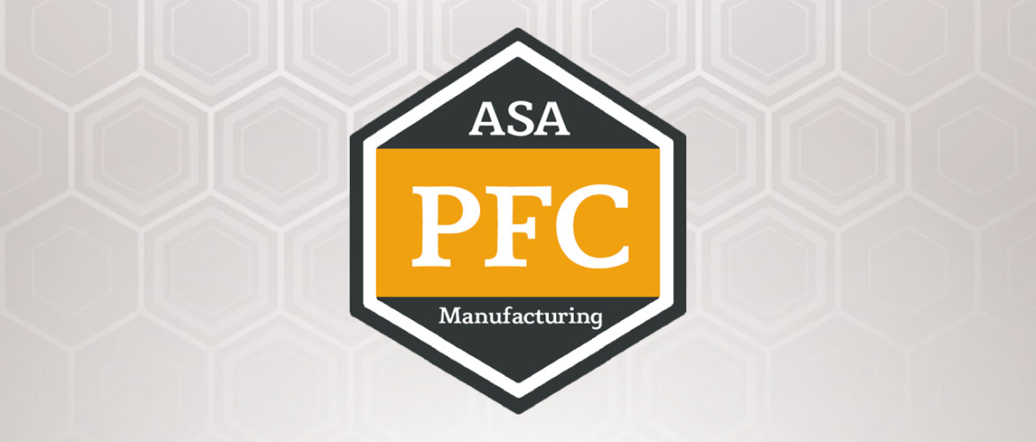 Manufacturing Certification Patient Focused Certification